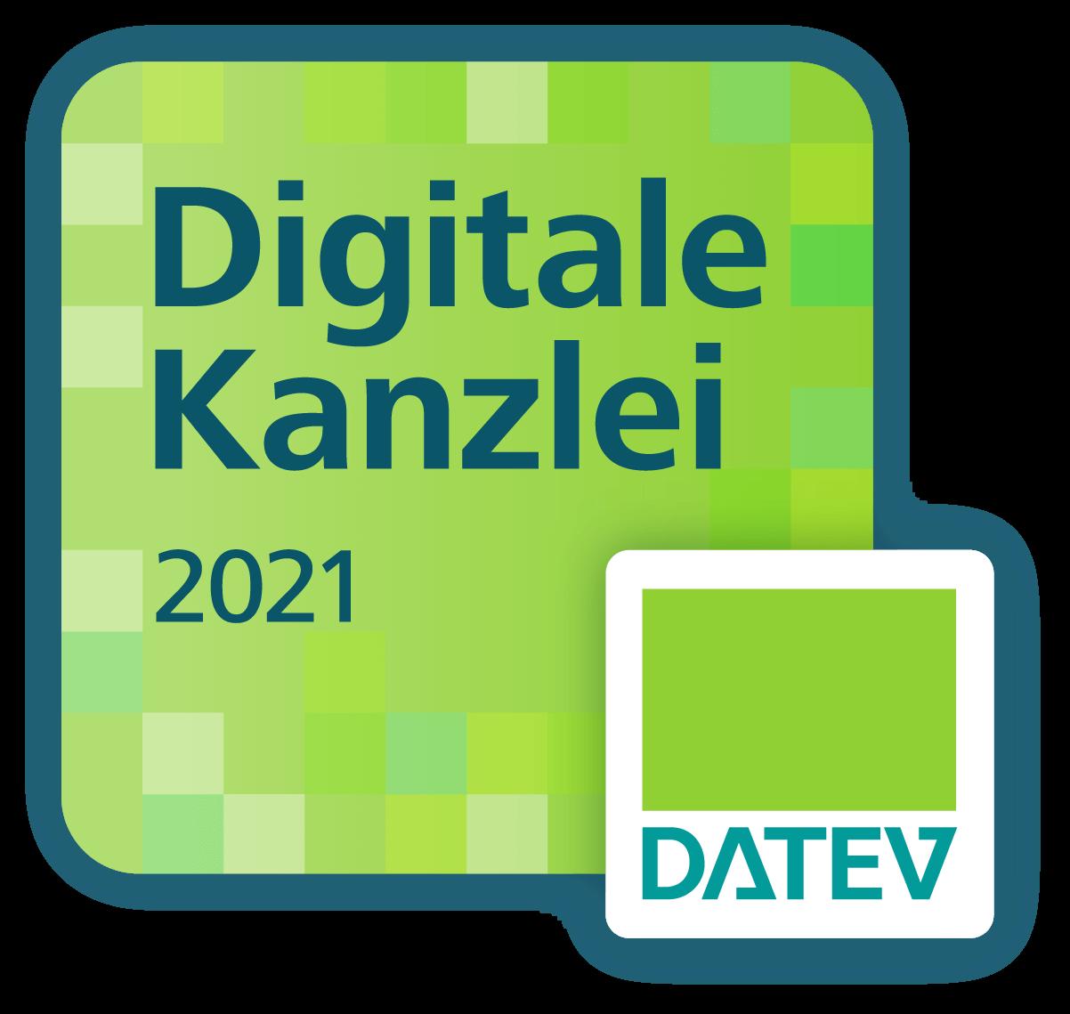 Digitale Kanzlei 2021 - DATEV
