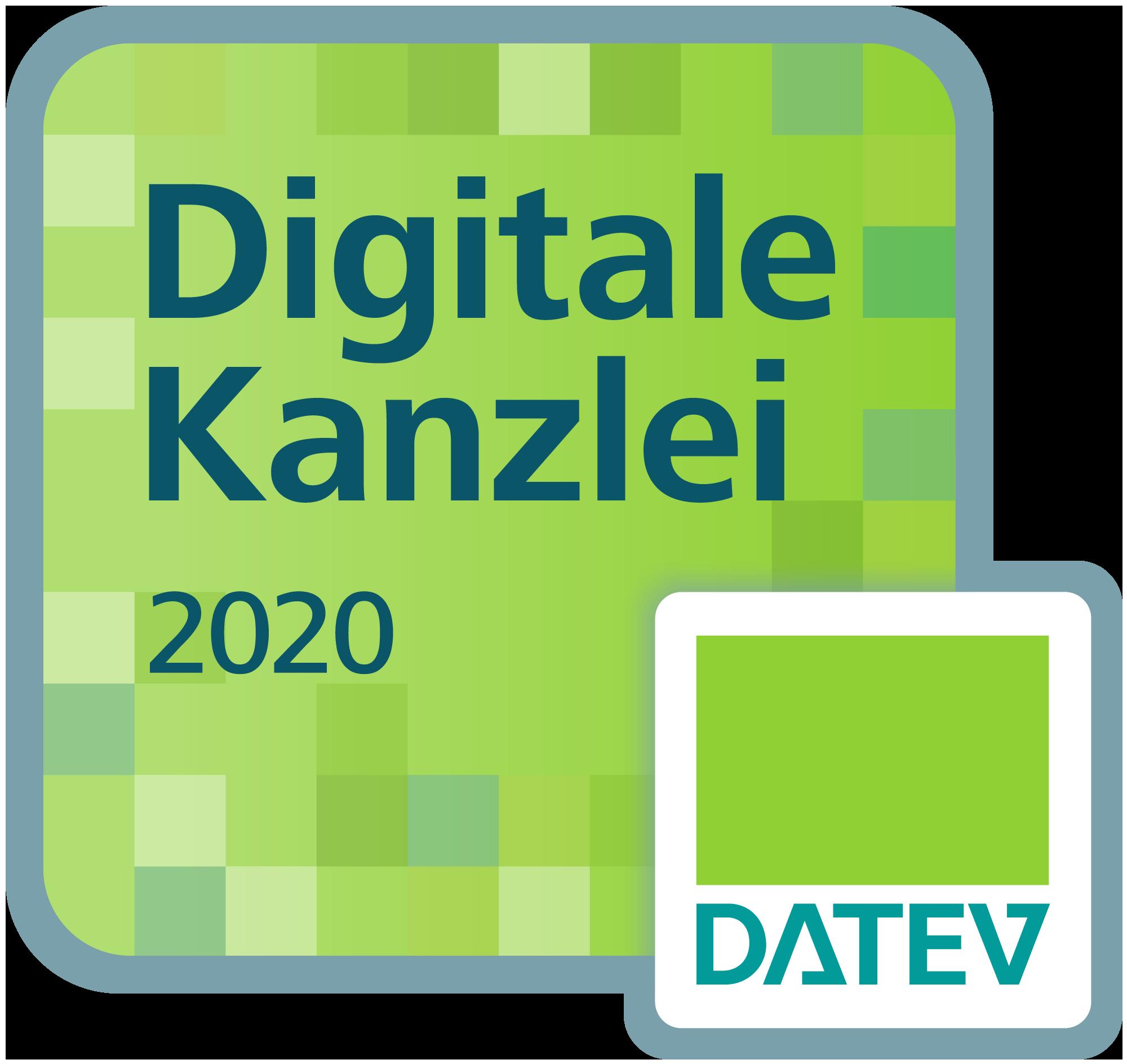 DATEV - Digitale Kanzlei 2020