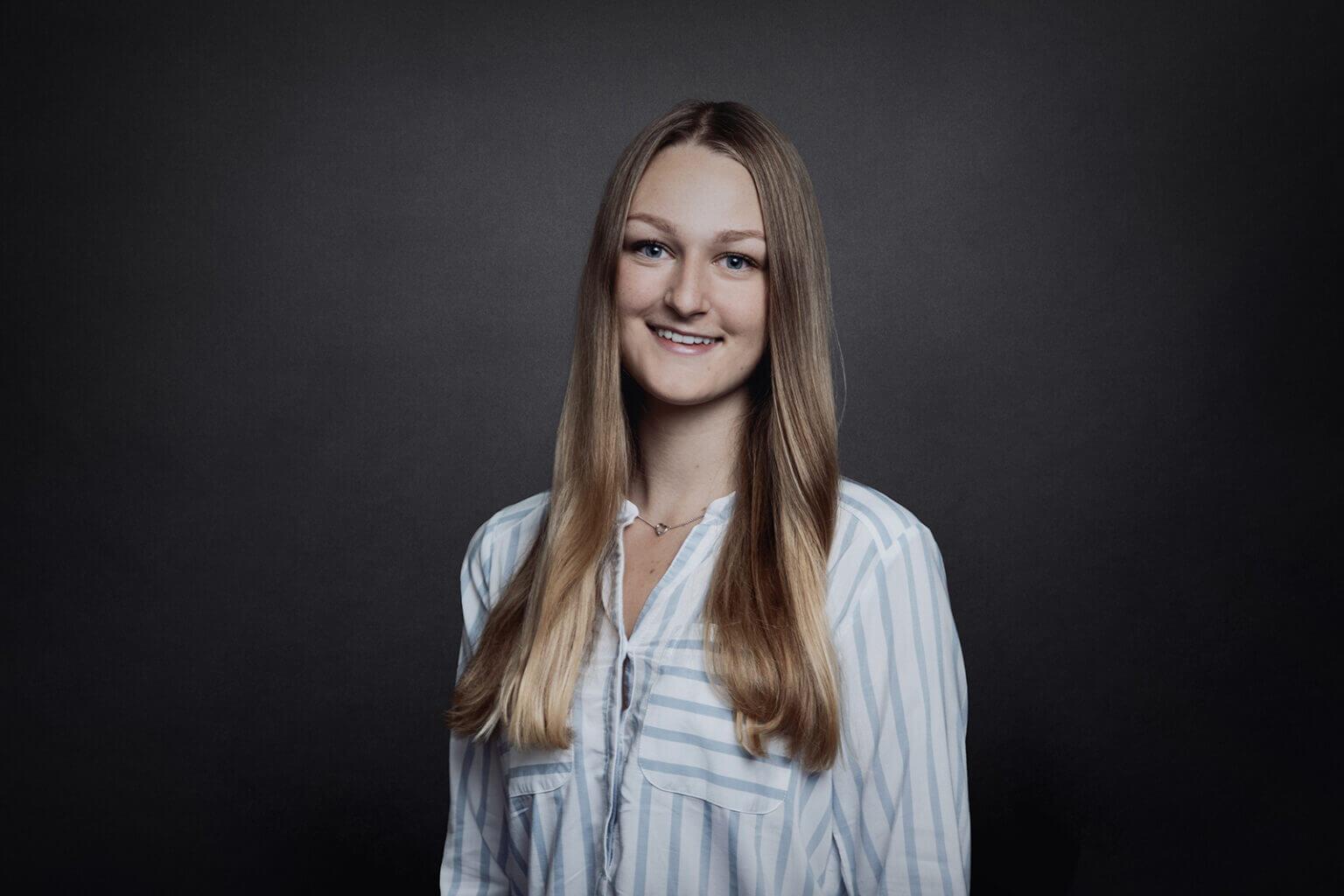 Hanna Neuner - Auszubildende zur Steuerfachangestellten
