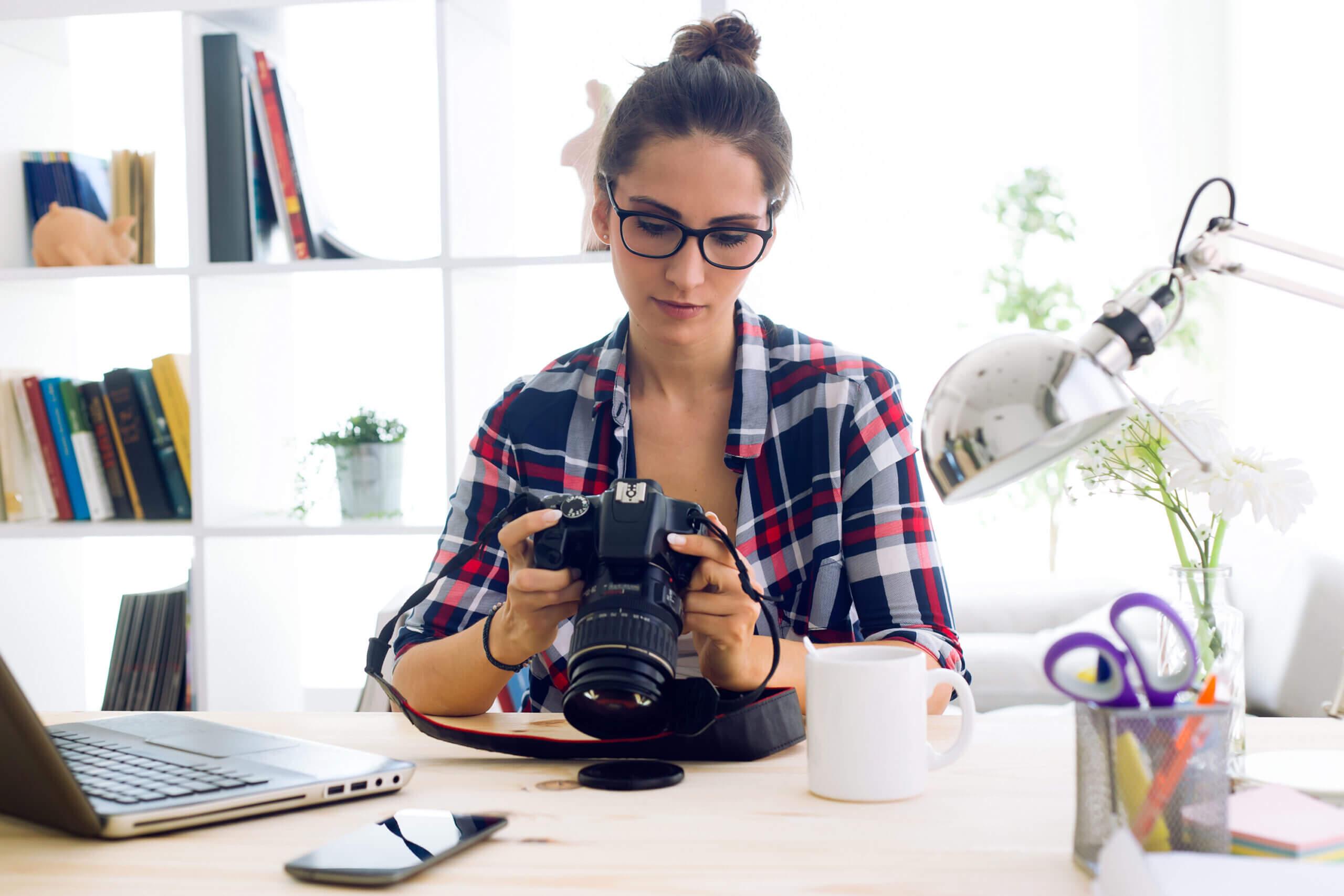 Steuerberatung für Agenturen, Kreative und Fotografen
