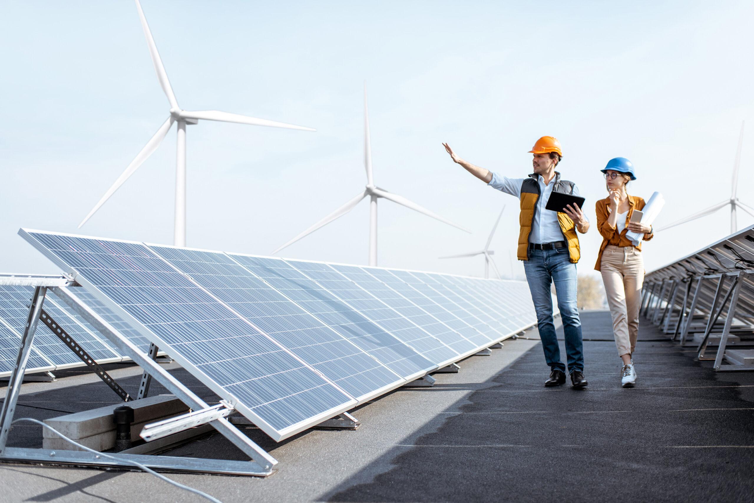 Steuerberatung für Photovoltaik und erneuerbare Enerien